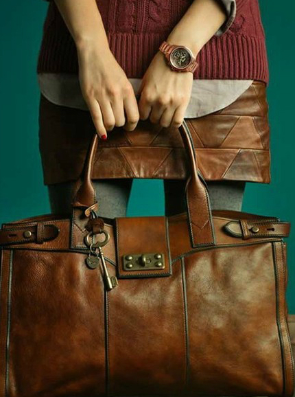 leather bag checklist
